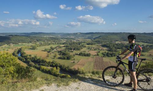 Camping Le Paradis - Région exception - Vélo Côte de Jor